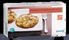 4 rosaces de pomme de terre