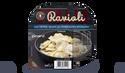 Ravioli aux cèpes sauce au parmesan