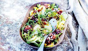 Salade croquante de porc caramélisé à la vietnamienne
