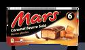 6 Mars Caramel beurre salé