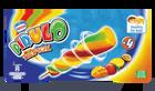 Pirulo tropical, glace à l'eau goût tropical