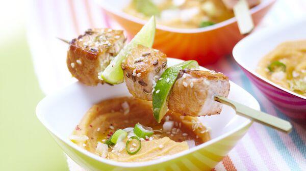 Aïoli de patate douce