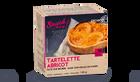 Tartelette abricot, 1 part