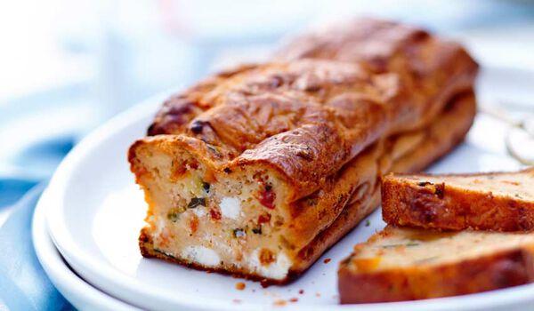 Cake Tomate Courgette Sans Chevre