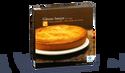 Gâteau basque, pur beurre, à réchauffer, 6 parts