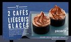2 cafés liégeois glacés