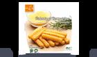 Sticks de polenta au romarin panés, préfrits