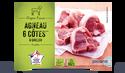 Côtes d'agneau, origine France