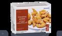 Crevettes panées (10 à 12 pièces) élevées Equateur
