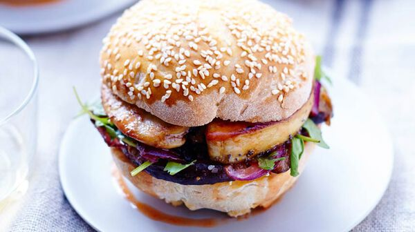 recette burger au foie gras recettes les plats picard. Black Bedroom Furniture Sets. Home Design Ideas