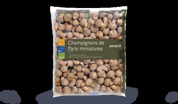 Champignons de Paris miniatures