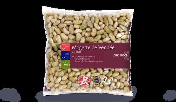 Mogette de Vendée haricots blancs