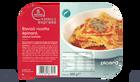 Ravioli ricotta épinard, sauce tomate