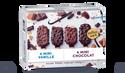 8 mini-Best vanille et chocolat