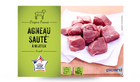 Sauté d'agneau, origine France