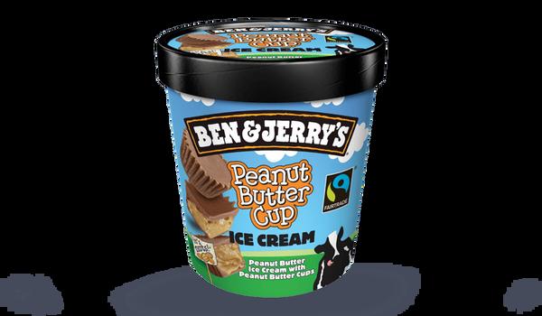 Crème glacée Peanut Butter