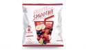 Fruits pour smoothie banane, myrtille, framboise