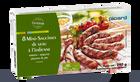 8 mini-saucisses de veau à l'italienne