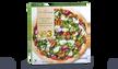 Pizza légumes, pesto, parmigiano reggiano