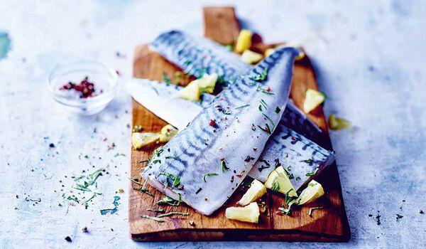 Filets de maquereau surgel s les poissons crustac s picard - Cuisiner filet de maquereau ...