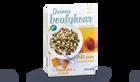 Quinoa, boulghour avec petit pain et financier