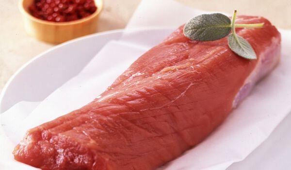 1 filet mignon de porc