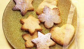 Petits sablés de Noël fourrés aux fruits épicés