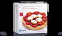 2 tartelettes fines chèvre, tomate cerise, pesto