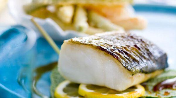 Recette dos de cabillaud soja et miel recettes les plats picard - Cuisiner des dos de cabillaud ...