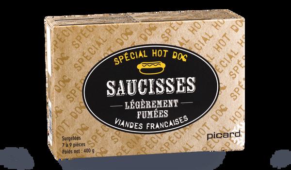 Saucisses pour hot-dog
