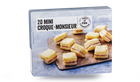 20 mini croque-monsieur