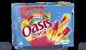 6 Oasis so mix, mini-bâtonnets aux fruits