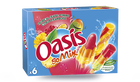 6 Oasis so mix, mini-bâtonnets aux fruits
