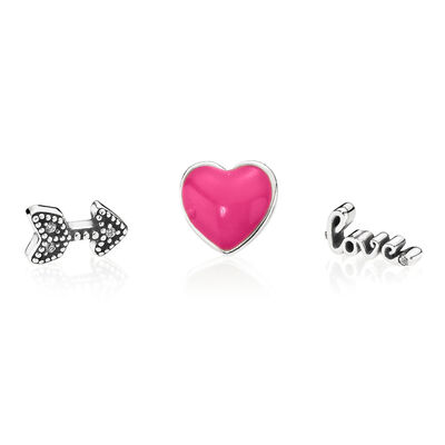 Love Feelings Petites Locket Charm