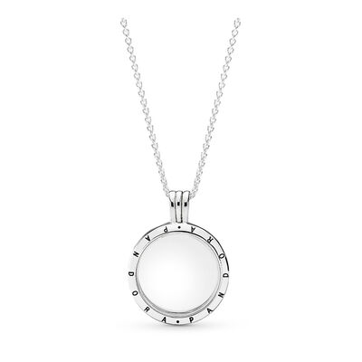 PANDORA Locket Necklace - Medium