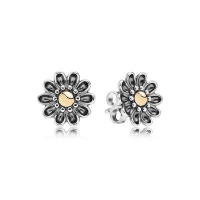 Statement Flower Stud EarRings