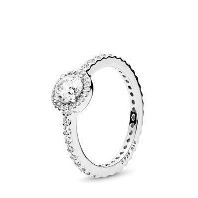 Klassische Eleganz Ring