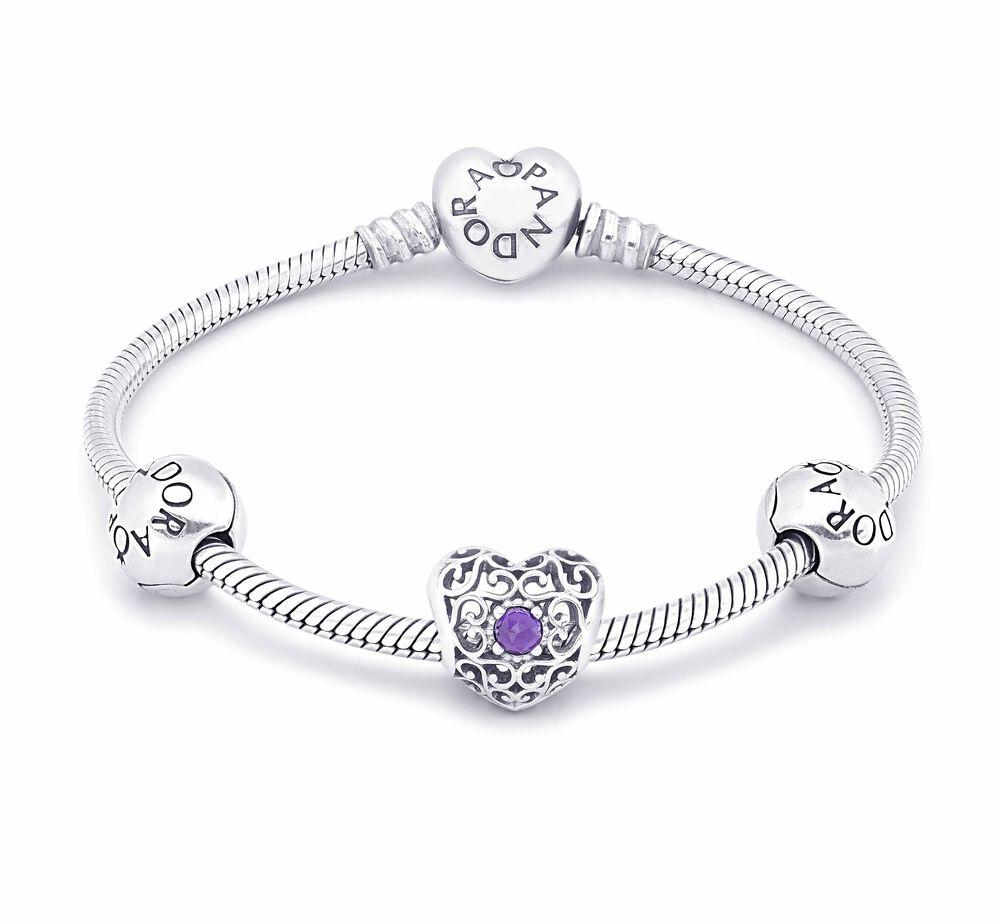 bracelet pandora le charms