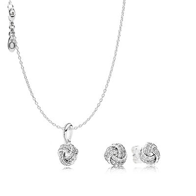 Sparkling Love Knot Gift Set