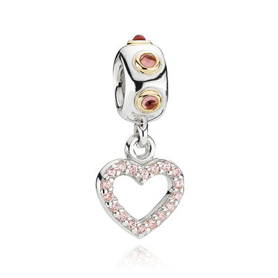 Heart Valentine Pendant Charm