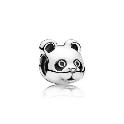 Friedlicher Panda Charm