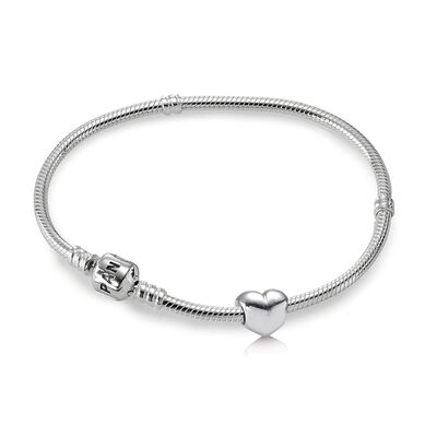Bundle with heart charm