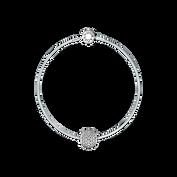ESSENCE Ruimhartigheid Sterling Zilveren Armband