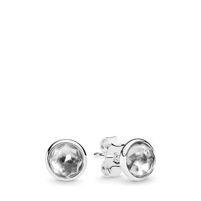 April Droplets Stud Earrings