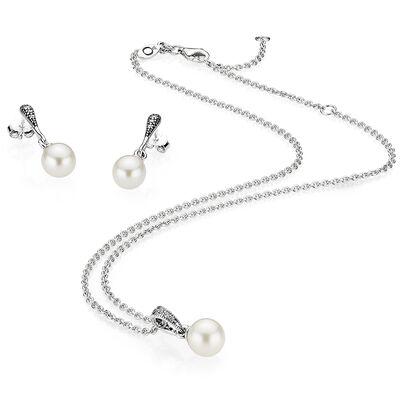 Elegante Perlen Set