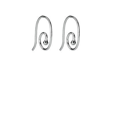 Swirl Hook EarRings
