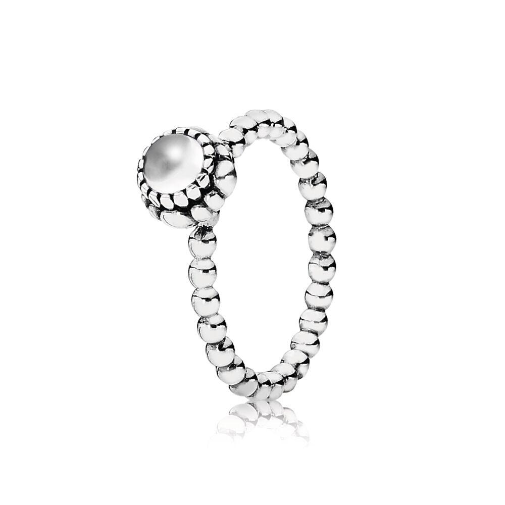 April Birthstone Ring Pandora Uk Pandora Estore