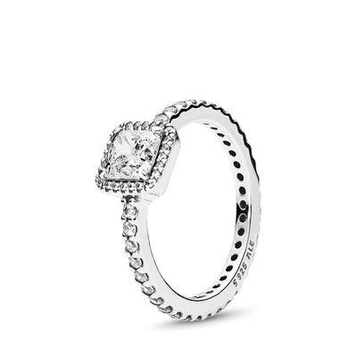 Zeitlose Eleganz Ring