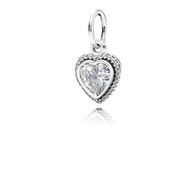 Collierhanger Sprankelend hart