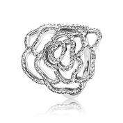 ShimmeRing Rose Statement Ring